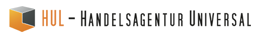 Logo von HUL – Handelsagentur Universal